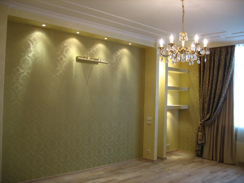 Отделка однокомнатной квартиры - цена в Москве отделки 1